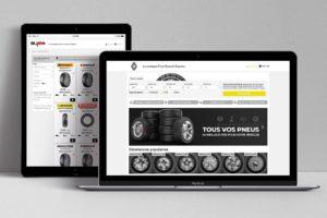 Spid Tech étend son offre au pneumatique