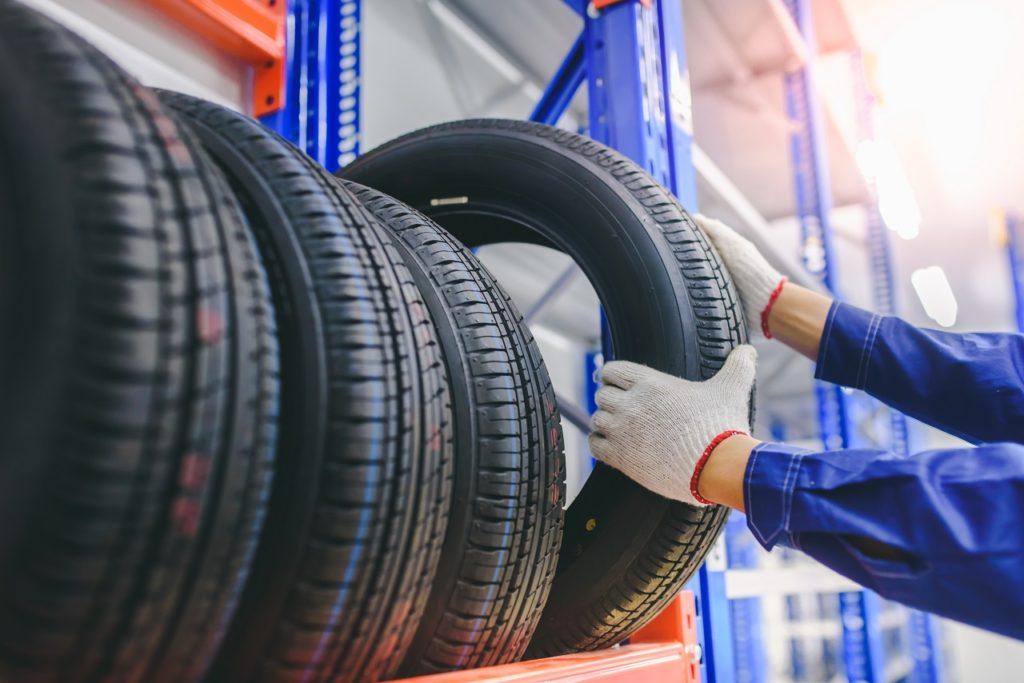 Relative stabilité des ventes de pneus au 3e trimestre 2021