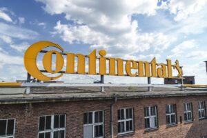 Continental pénalisé par la crise des semi-conducteurs