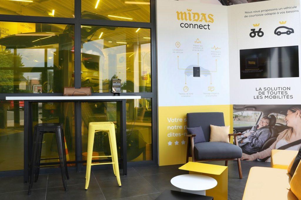 Midas part à la conquête des centres-villes avec son concept City