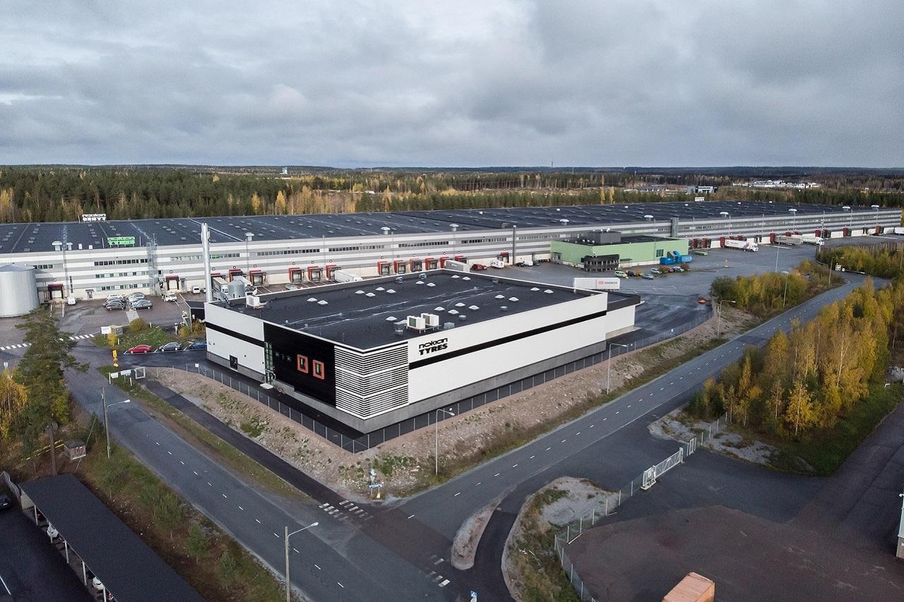 Nokian inaugure son nouveau centre de R&D