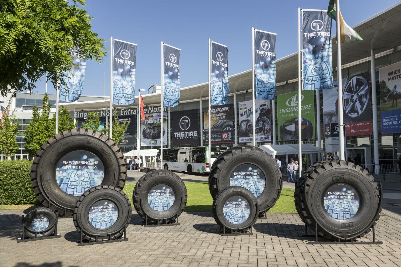 The Tire Cologne 2020 est déjà un succès