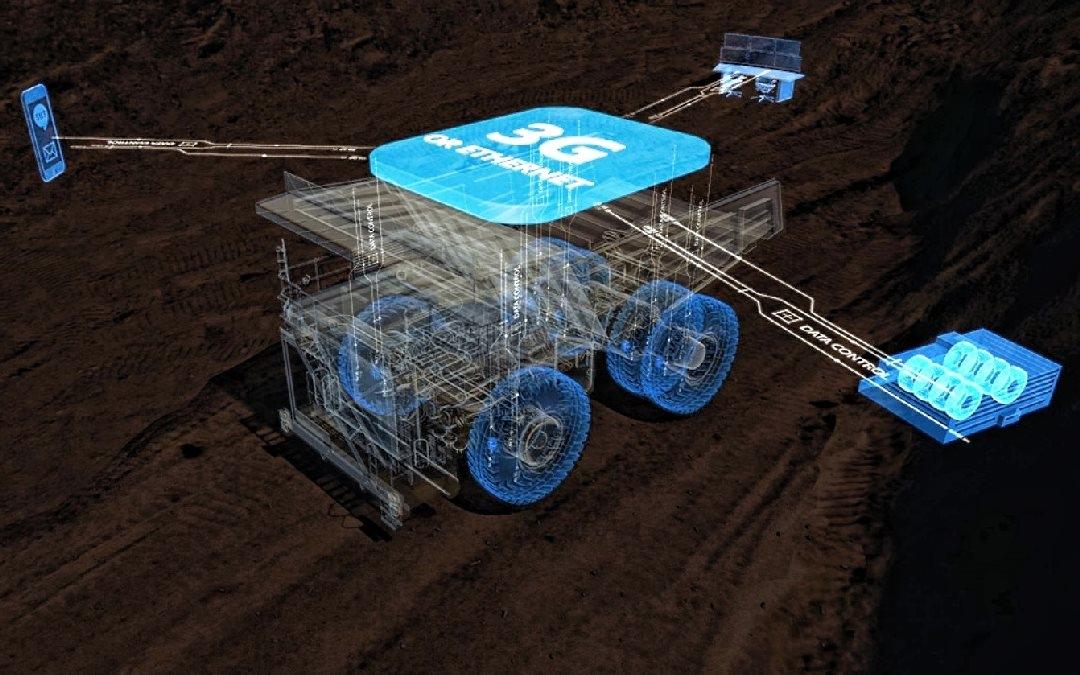 Pour la gestion des flottes d'engins miniers