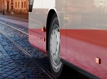 Firestone lance un nouveau pneu pour bus