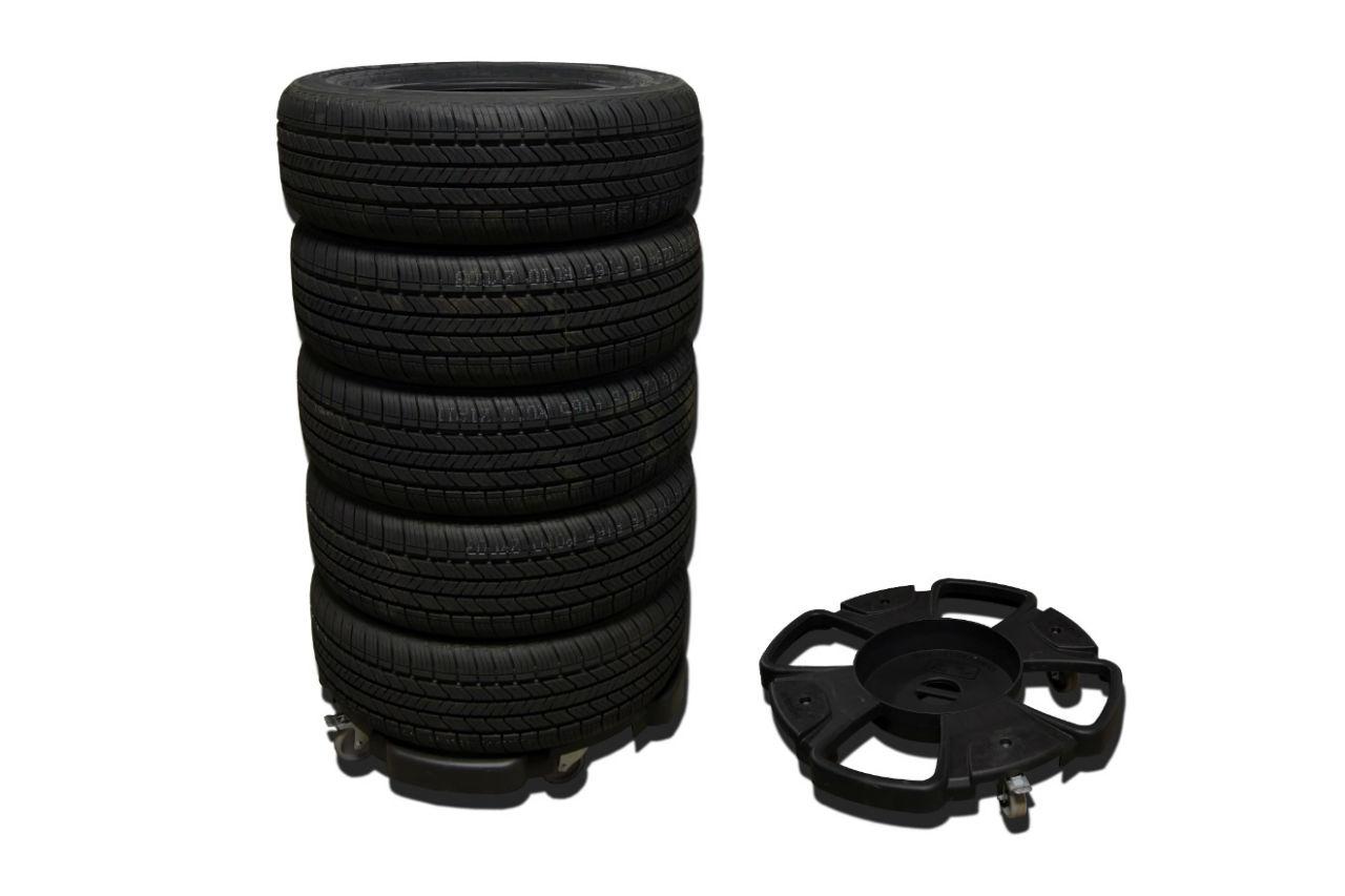 Nouveau chariot pour pneus chez Martins Industries