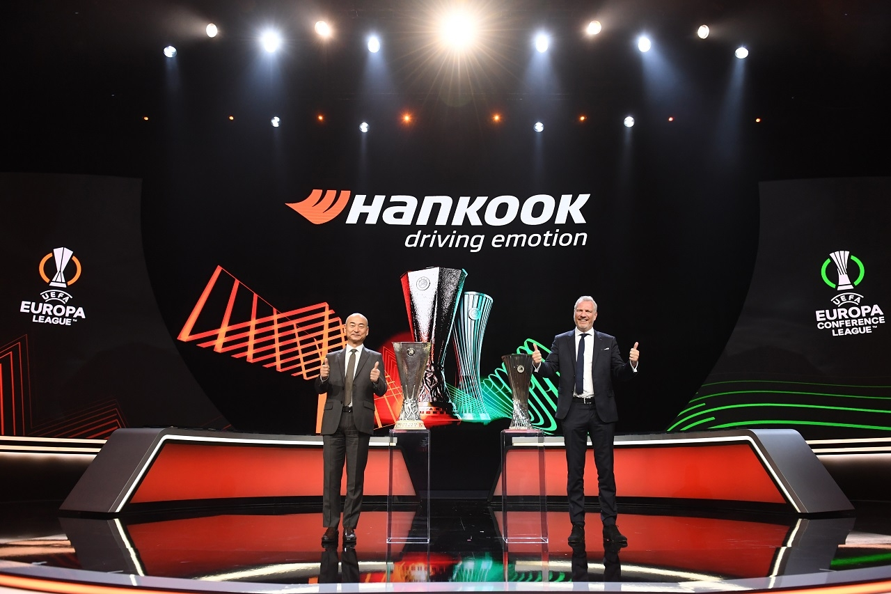 Hankook prolonge son partenariat avec l