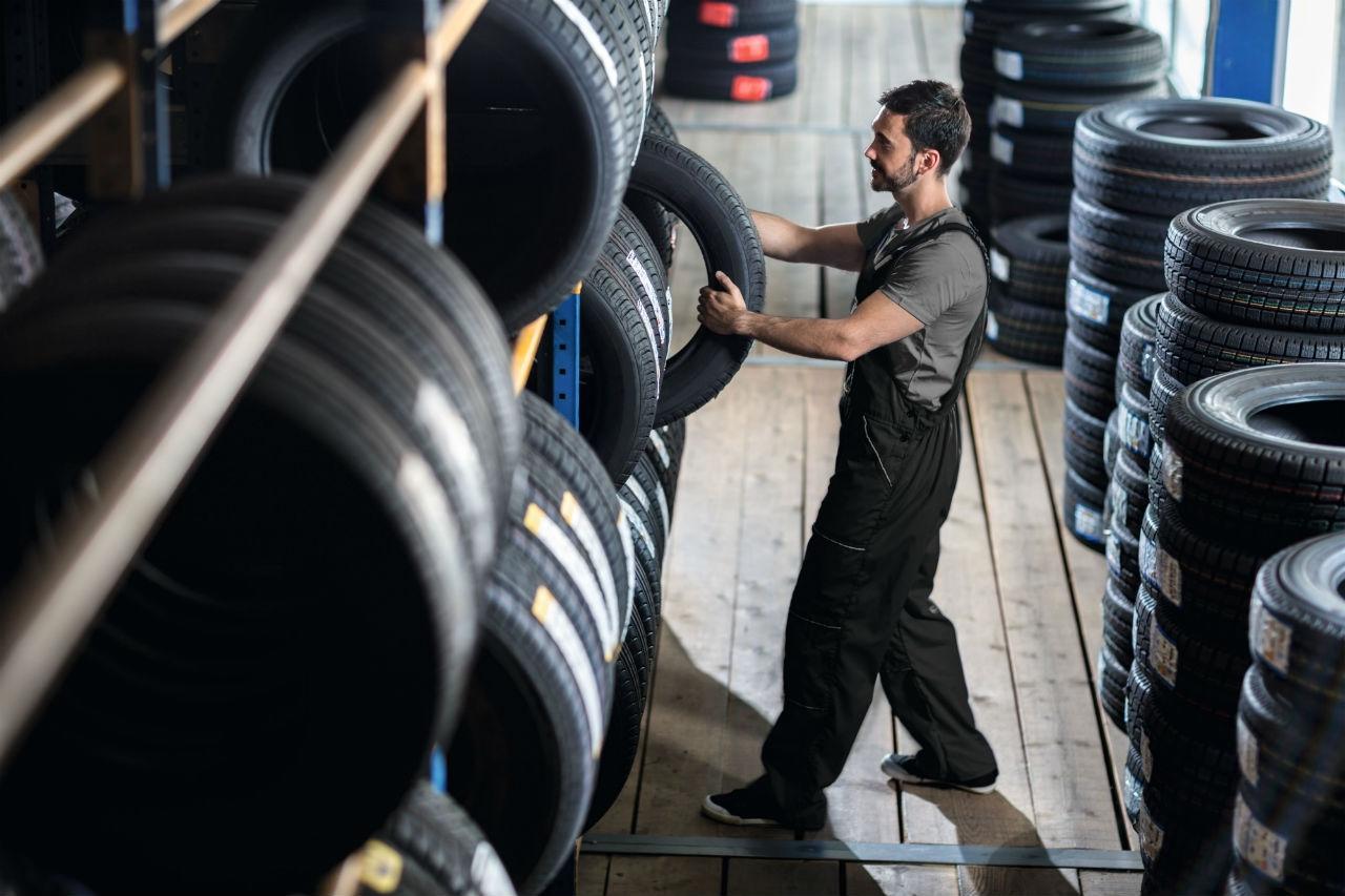 Les ventes de pneus ont augmenté de 12 % au cours du premier trimestre 2021 en Europe