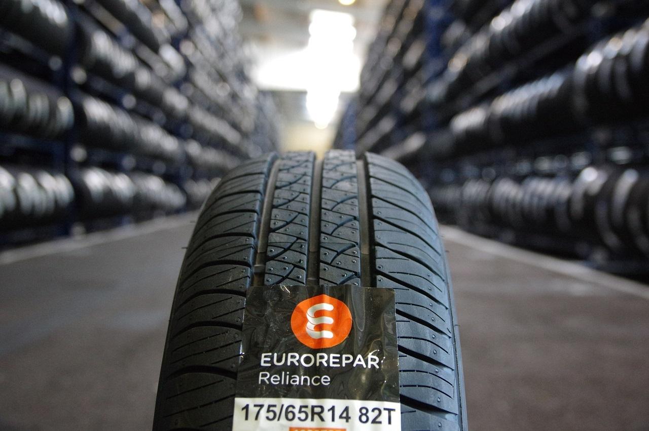 Eurorepar franchit le cap du million de pneus écoulés avec Reliance
