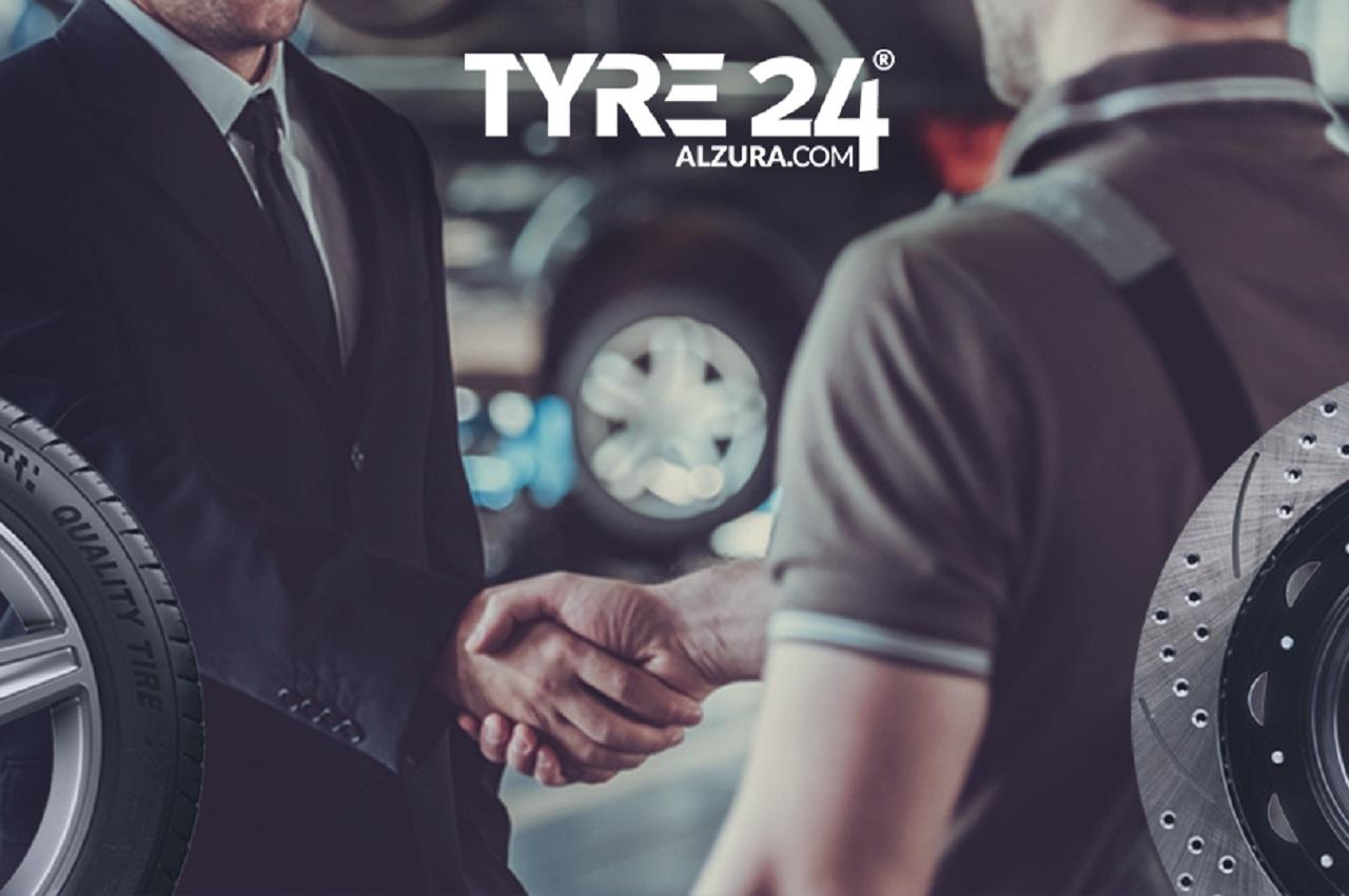 Tyre24 accessible gratuitement pendant un an