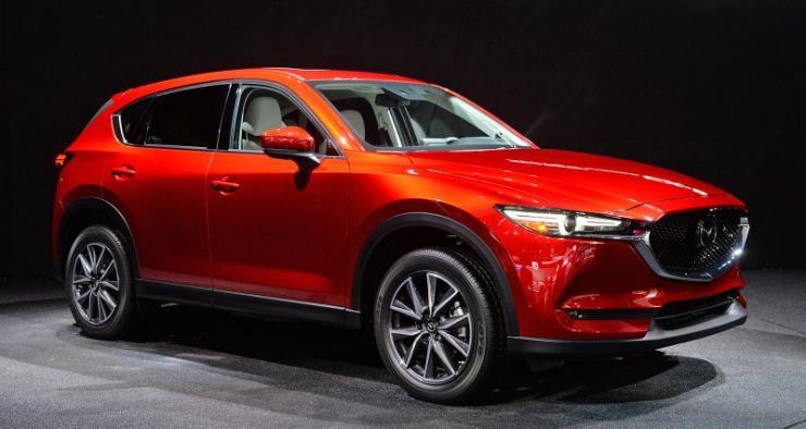 Mazda référence Yokohama pour son CX-5