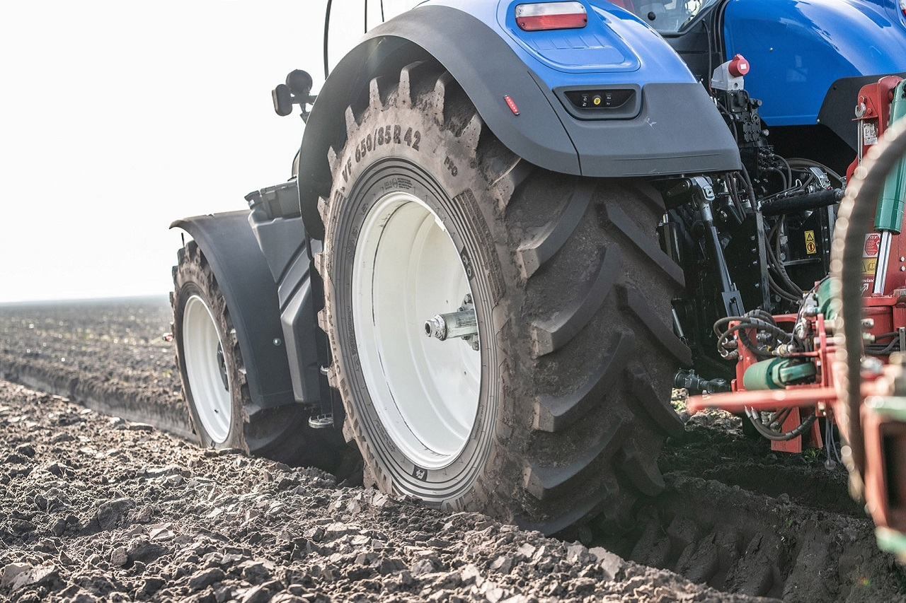 Vredestein complète son offre agricole Traxion Optimall