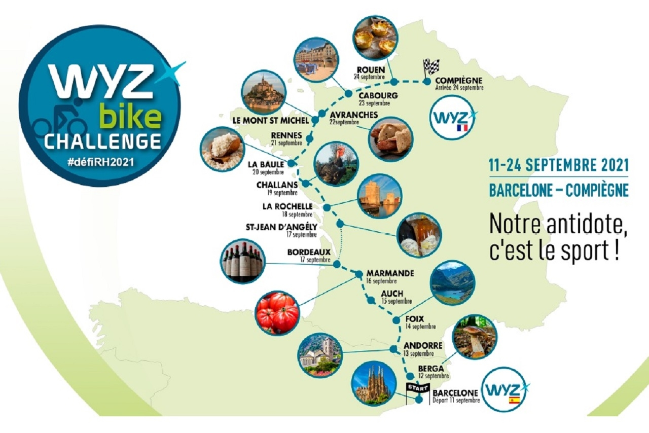 Wyz Group reprend la route