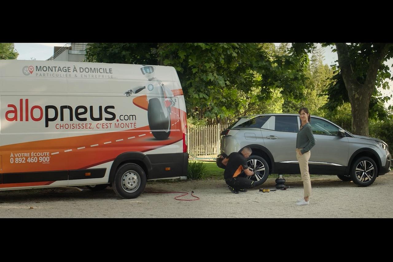 Allopneus déploie une nouvelle campagne TV