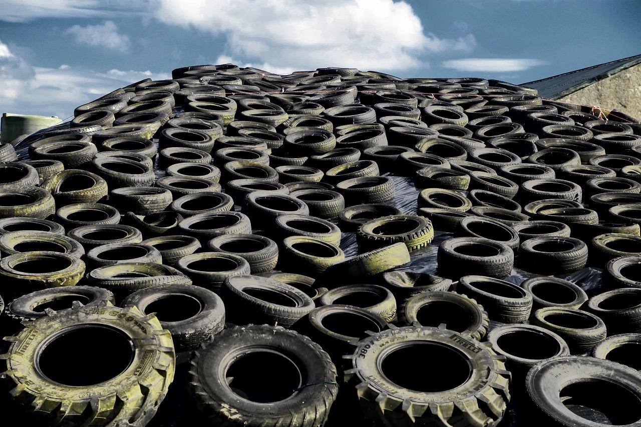 Les pneus d