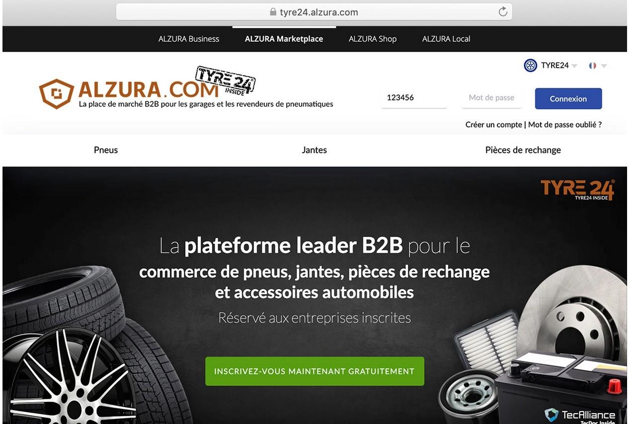 Etude Alzura Tyre24 : qui sont les revendeurs de pneumatiques ?