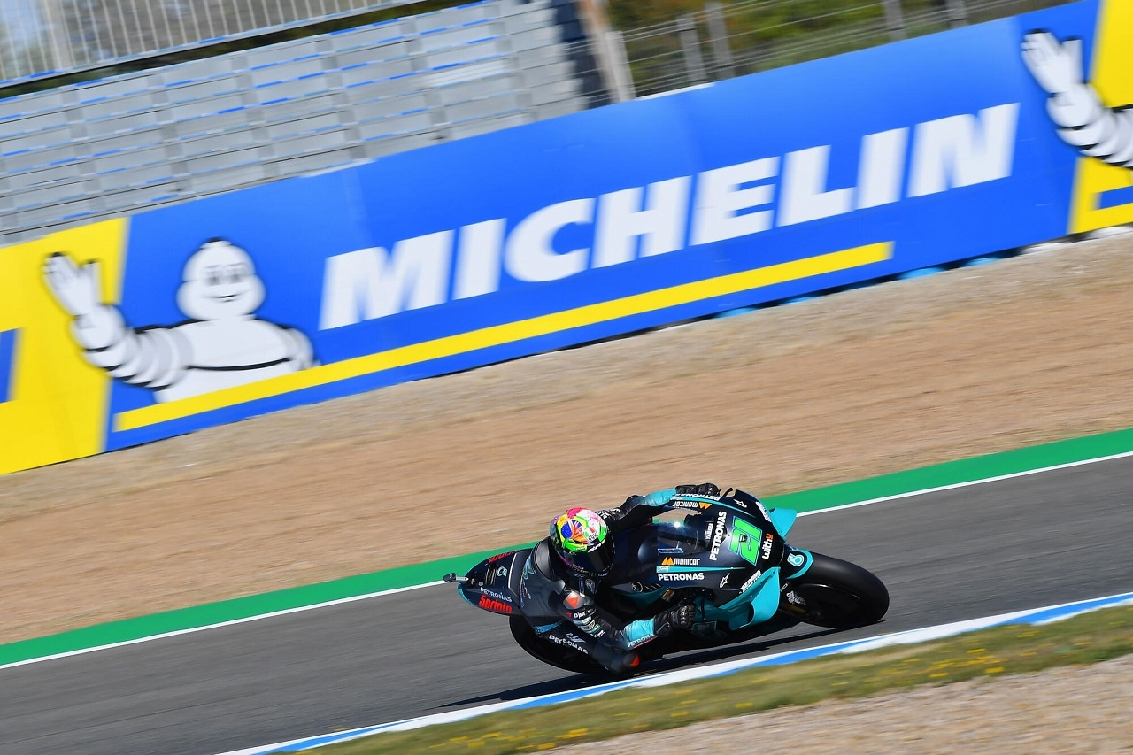 Michelin aux côtés du Moto GP jusqu