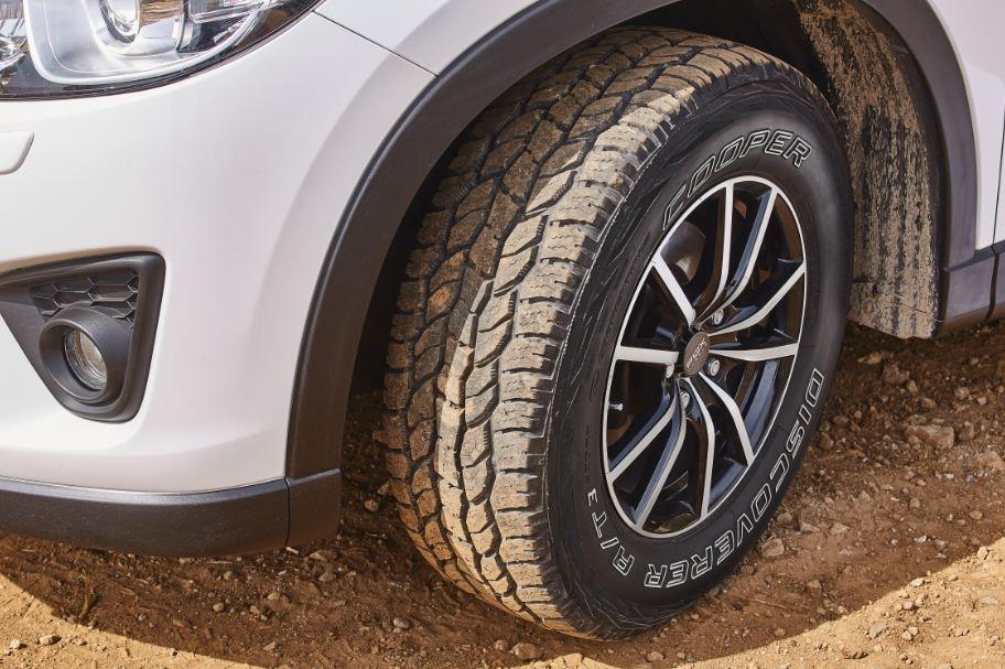 Cooper Tire présente ses gammes SUV et 4x4 à Genève