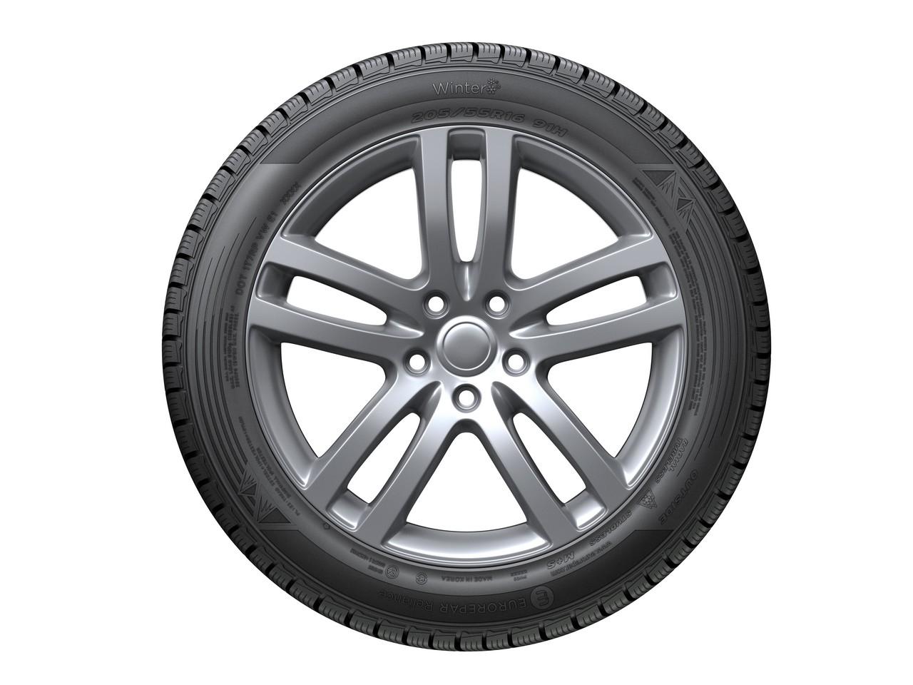 Reliance Winter, le nouveau pneu hiver d