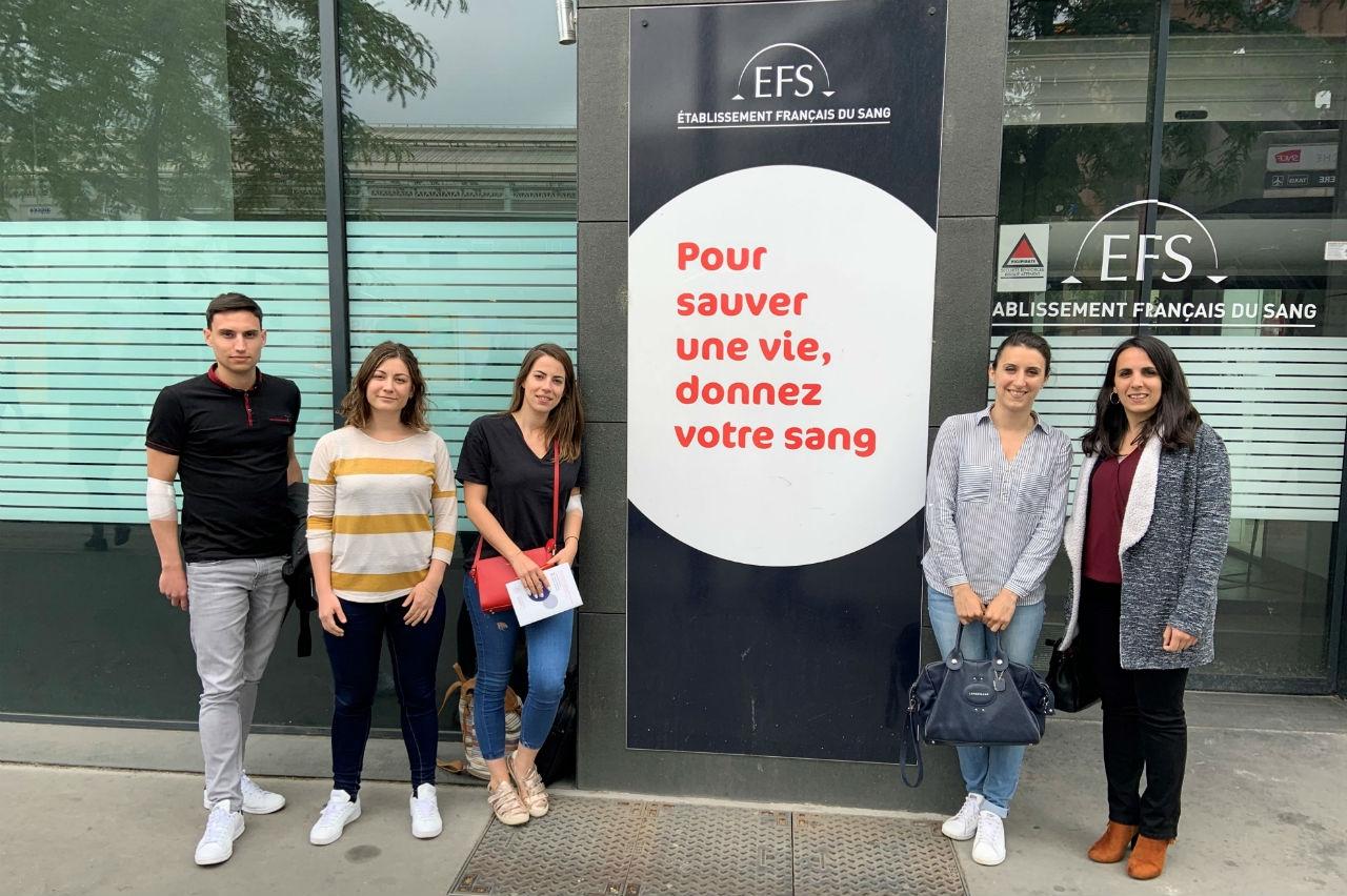 First Stop organise des actions de volontariat