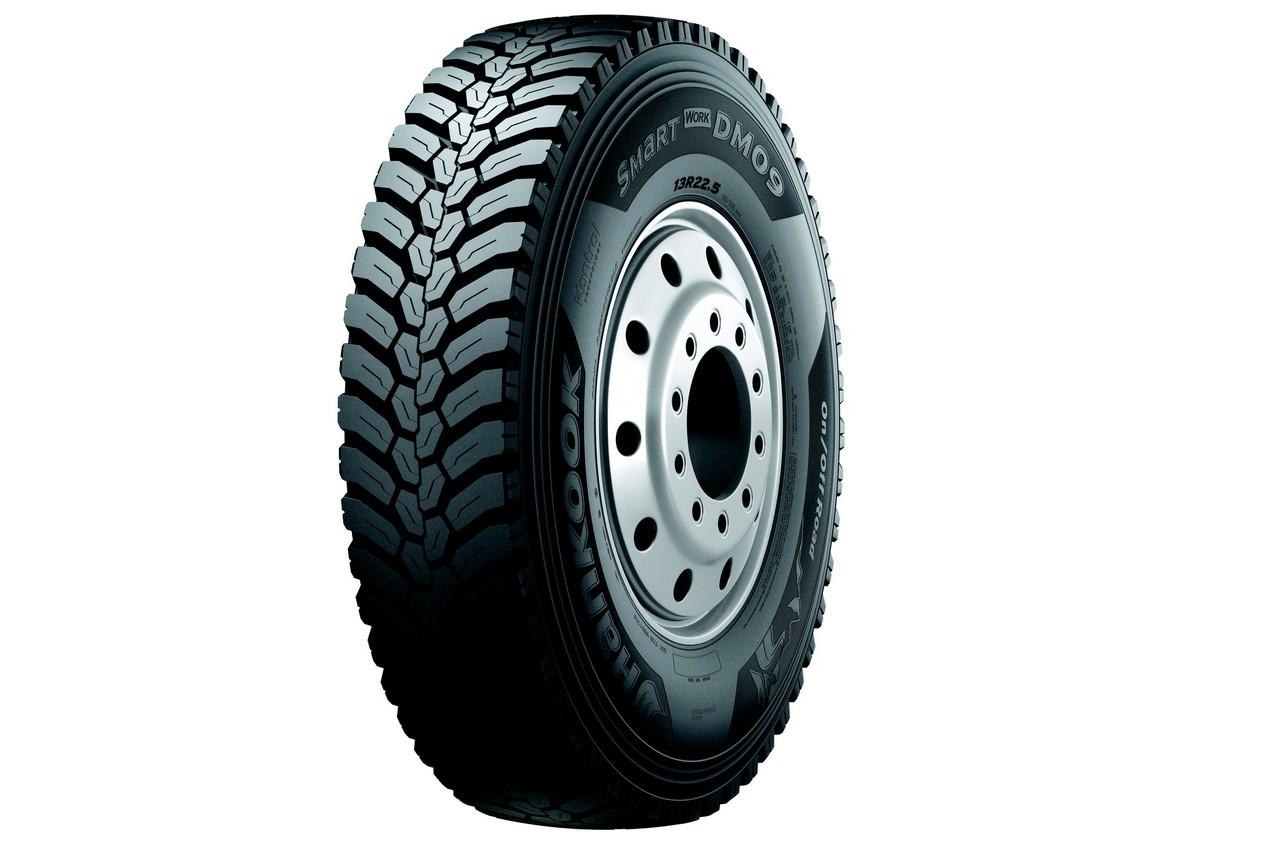 Pneumaclic parie sur les pneus poids lourd