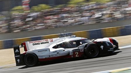 Michelin et Dunlop se partagent les 24 Heures du Mans