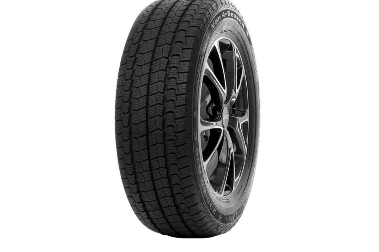 Inter-Sprint présente un pneu toutes saisons signé Tyfoon