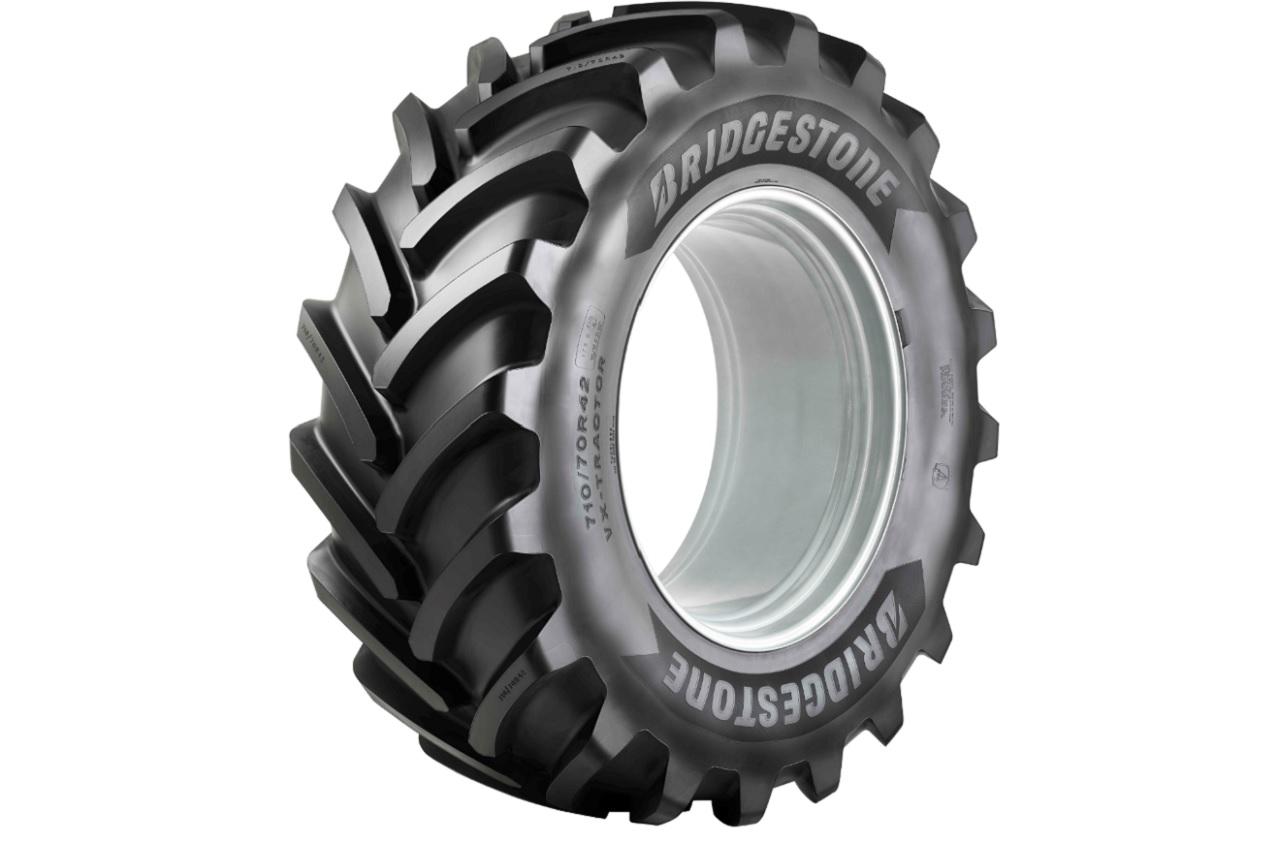 Bridgestone renforce sa gamme agricole VX-Tractor