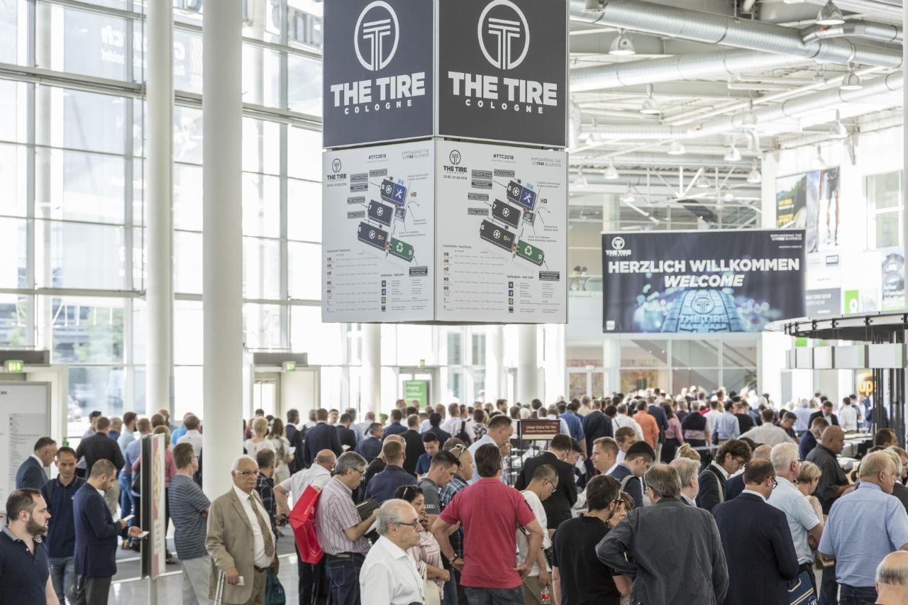 The Tire Cologne 2020 reporté en 2021