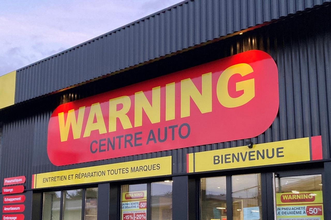 Deux nouveaux centres Warning ouvrent leurs portes